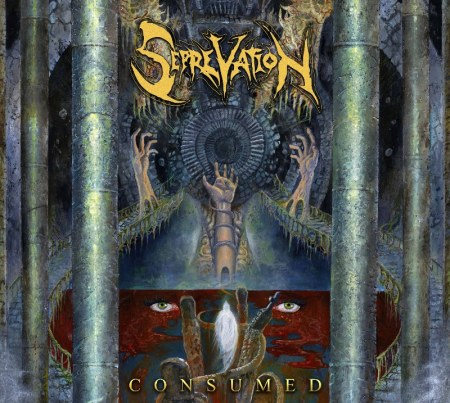 Seprevation - Consumed - promo cover pic - 2014