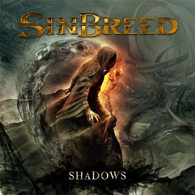 Sinbreed - Shadows - promo cover pic - 2014