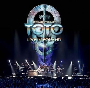Toto - Live In Poland - promo cover pic - 2014