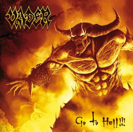 Vader - Go To Hell - promo cover pic - 2014 - #3309