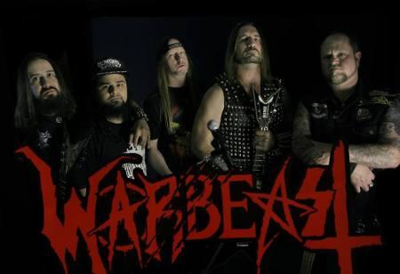 Warbeast - promo band - band logo pic - 2014 - #6689630