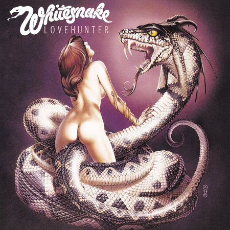 Whitesnake - Lovehunter - promo cover pic - #77077