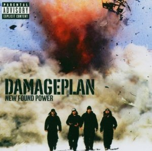 Damageplan - New Found Power - promo cover pic