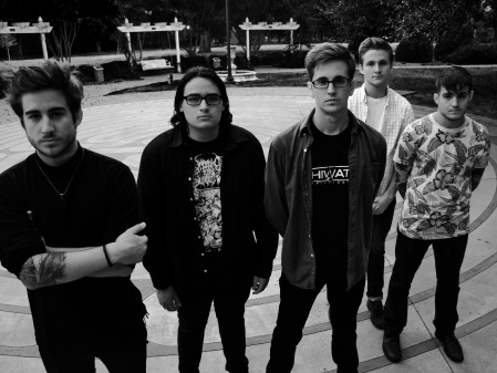Darkentries promo band pic - 2014 - #09092