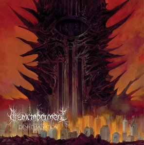 Dismemberment - Denied Salvation - promo cover pic - 2014