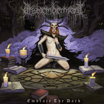 Dismemberment - Embrace The Dark - promo cover pic - 2014
