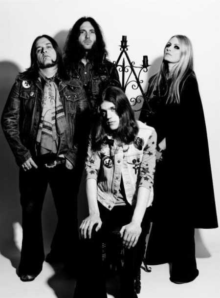 Electric Wizard - promo band pic - 2014 - #049930
