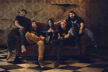 Ironstorm - promo band pic - 2014 - #35027