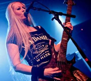 Izegrim - Marloes - At Eindhoven Metal Meeting 2013