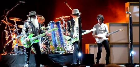 Jeff Beck - ZZ Top - promo live pic - 2014 - #3394