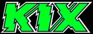 KIX - Logo - neon green - 2014 - #33038