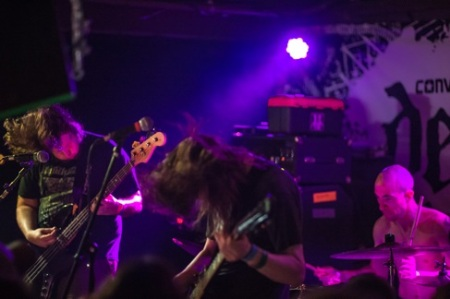 Mammoth Grinder - live band promo pic - 2013 - #43034