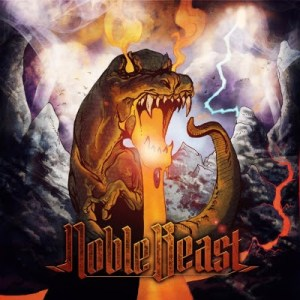 Noble Beast - promo cover pic - 2014