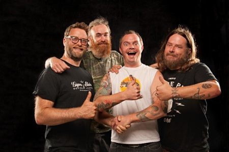 Red Fang - promo band pic - 2014 - #55083