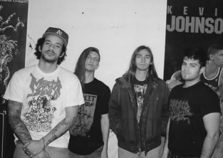 Rude - promo band pic - B&W - 2014 - #66090