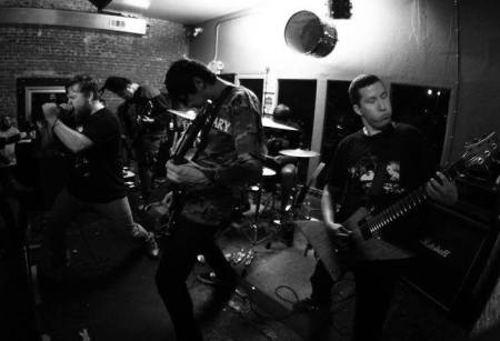 Skinfather - live promo band pic - 2014 - #09907