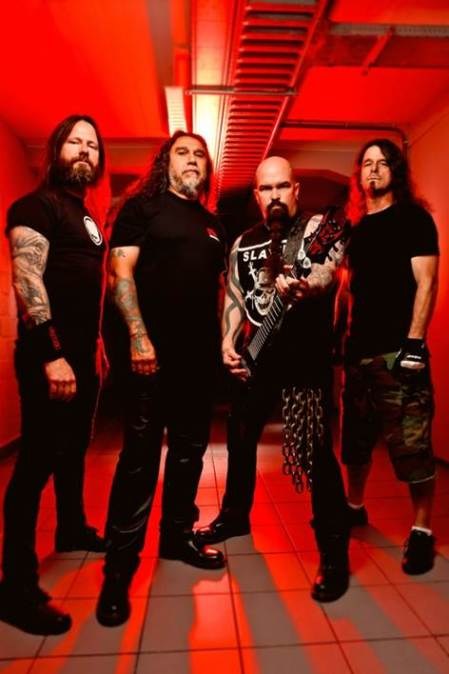 Slayer - publicity pic - band pic - 2014 - #1100666