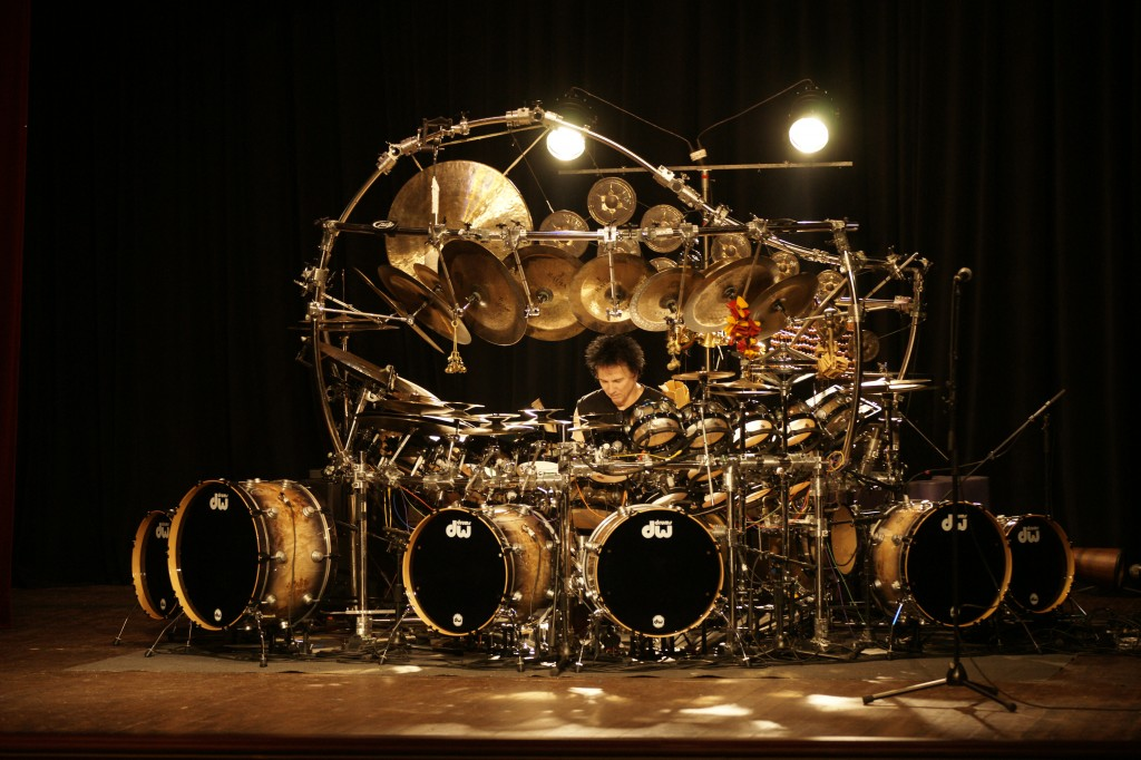 Drum Legend Terry Bozzio Presents A Solo Musical
