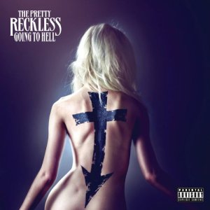 The Pretty Reckless - Going To Hell - promo cover - 2014