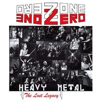 Zone Zero - The Lost Legacy - promo cover pic - 2014