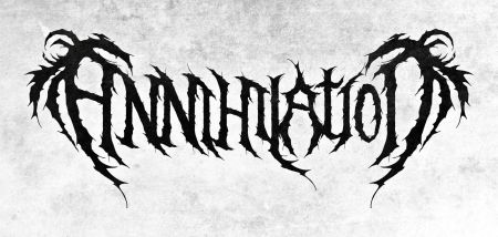 Annihilation - band logo - 2014 - #9909