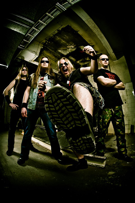 Axegressor - promo band pic - 2014 - #9900
