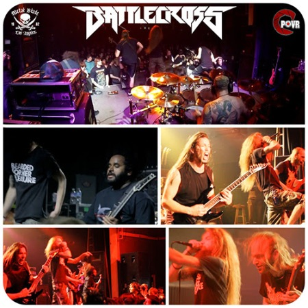Battlecross - promo band montage - 2014 - #33007