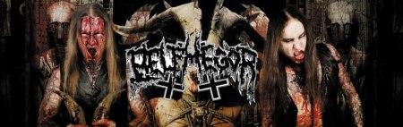 Belphegor - promo band banner pic - band logo - 2014