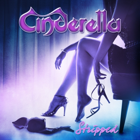 Cinderella - Stripped - promo cover pic - 2014