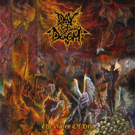Day Of Doom - The Gates Of Hell - promo cover pic - 2014