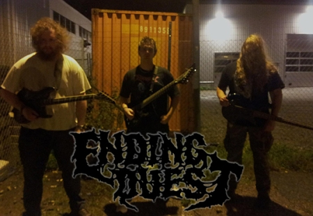Ending Quest - promo band - band logo pic - 2014 - #44903
