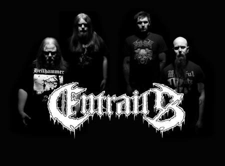 Entrails - promo band - band logo pic - 2014 - #01017