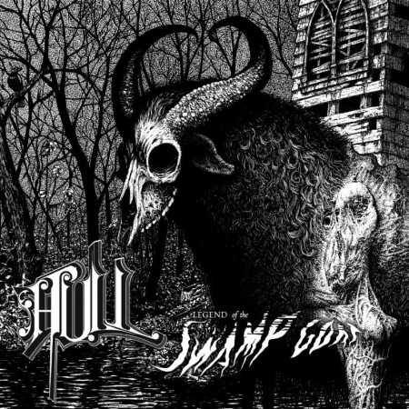 Hull Legend Of The Swamp Goat - promo cover pic - 2014 - #3349