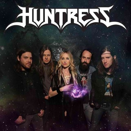Huntress - promo band pic - #00609 - 2014