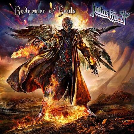 Judas Priest - Redeemer Of Souls - promo cover pic