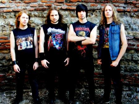 Kaine - promo band pic - 2014 - #03209