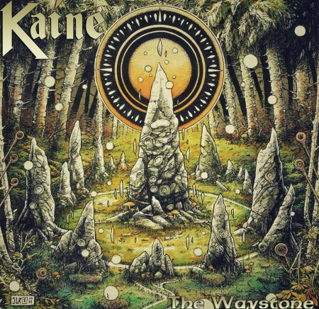 Kaine - The Waystone - promo cover pic - 2014