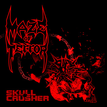 Maze Of Terror - Skullcrusher - promo cover pic - 2014