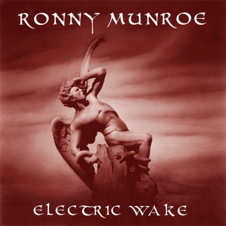 Ronny Munroe - Electric Wake - promo cover pic - 2014