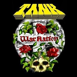 Tank - War Nation - promo cover pic - 2012 - #0770
