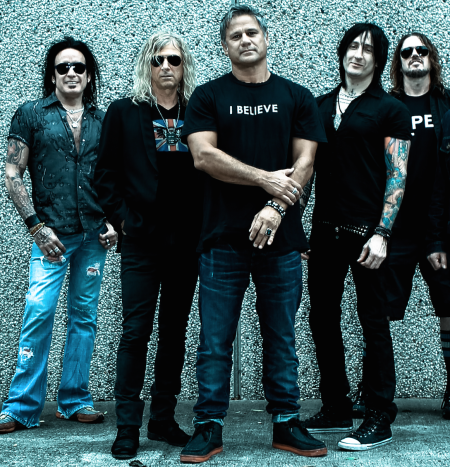 The Dead Daisies - promo band pic - 2014 - 39908