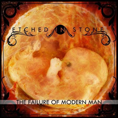 Etched In Stone - The Failure Of Modern Man - promo cover pic - 2014