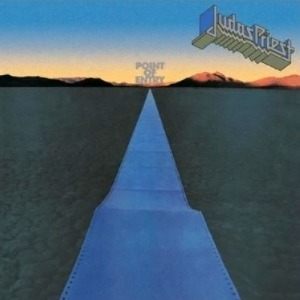 Judas Priest - Point Of Entry - promo cover pic