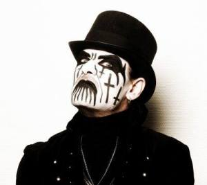 King Diamond - publicity pic - headshot - #33660
