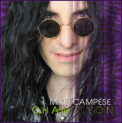 Mike Campese - Chameleon - promo cover pic - 2014