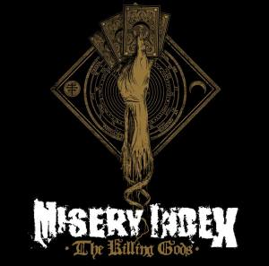 Misery Index - The Killing Gods - promo cover pic