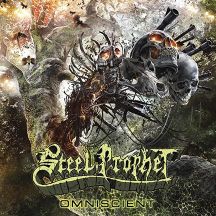 Steel Prophet - Omniscient - promo cover pic