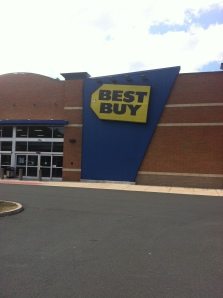 Best Buy - Canton CT - 2014 - Stone:Metal Odyssey