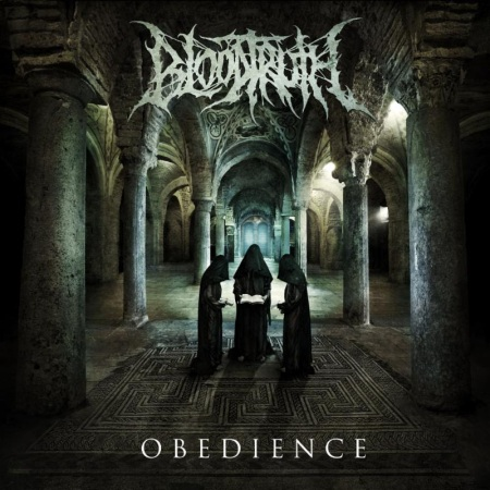 Bloodtruth - Obedience - promo cover pic - 2014