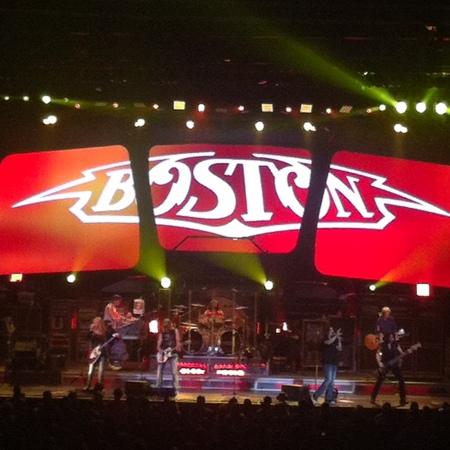 Boston - Live - Metal Odyssey - June 28 - 2014 - #00012